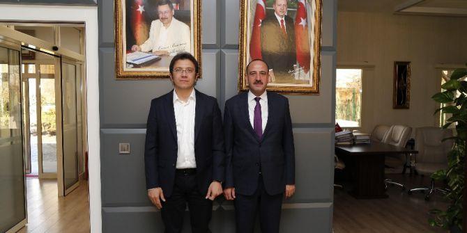 """Başkan Duruay'dan """"Hayırlı Olsun"""" Ziyaretleri"""