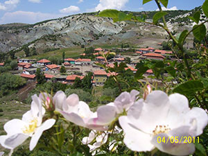 Çorum Sungurlu Kurbağalı Köyü