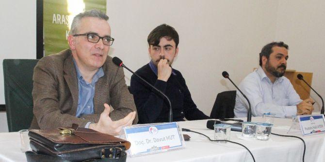 'Suriye-ırak Bağlamında Orta Doğu'nun Geleceği' Paneli