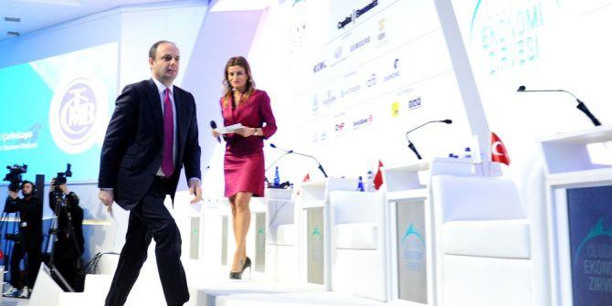 Merkez Bankası Başkanı Murat Çetinkaya: