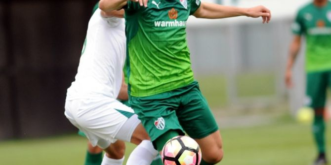 Bursaspor, U21 Takımına Gol Yağdırdı