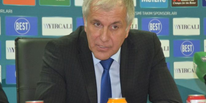 "Obradovic: ""Genç Oyuncularımın Agresif Oynamaları Önemliydi"""