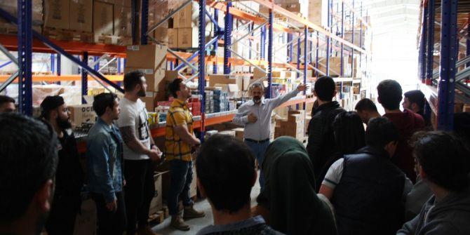 Ydü Halkla İlişkiler Ve Tanıtım Bölümünde Teorik Pratik Birleştirildi