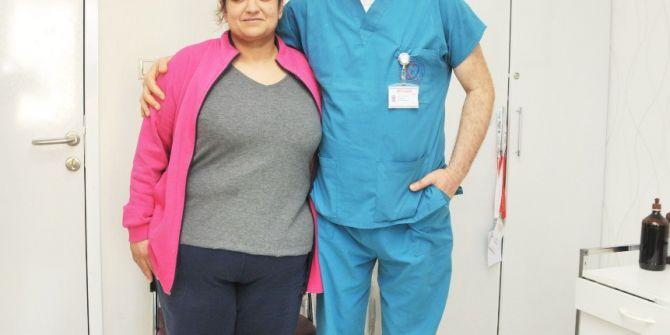 Ameliyatla Zayıfladı, Şekeri Ve Tansiyonu Düzeldi