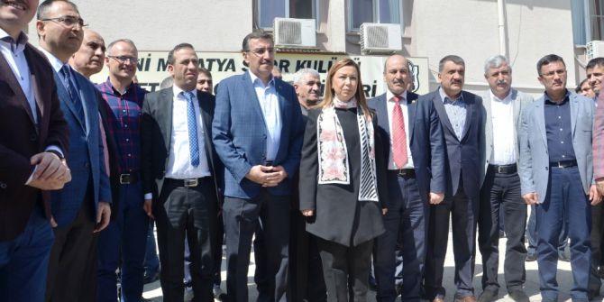 Nurettin Soykan Tesisleri'nin Yıkılıp Yeniden Yapılması İçin Girişimler Başlatıldı