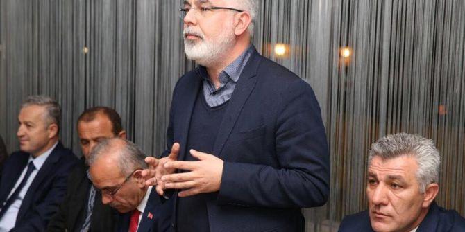 """Oktay Çanak: """"Chp Korku Siyaseti Yapıyor"""""""