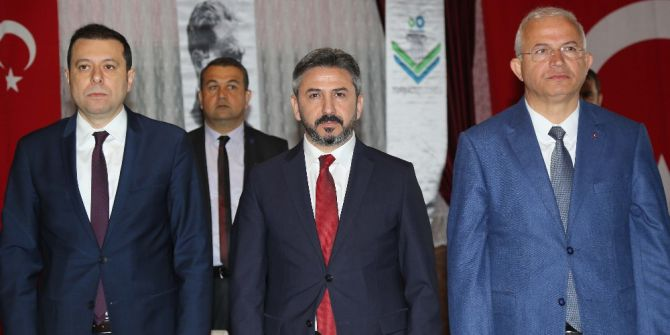 Ak Parti Grup Başkan Vekili Ahmet Aydın: