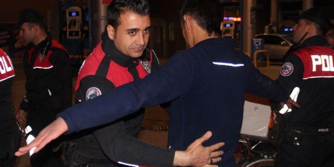 Elazığ'da Huzur Operasyonu: 5 Şüpheli Yakalandı