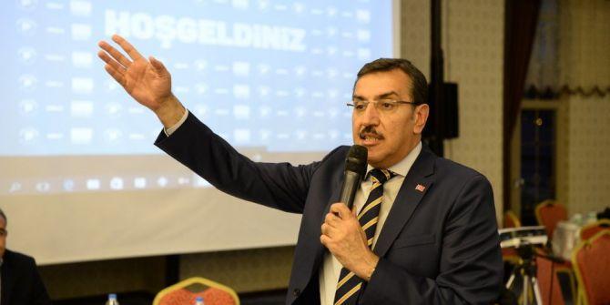 """Bakan Tüfenkci: """"Biz İstiyoruz Ki Bir Daha Türkiye'de Enflasyonlar, Koalisyonlar Olmasın"""""""