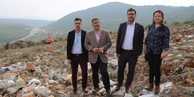 """Öztürk: """"Milas Yeni Devlet Hastanesine Kavuşacak"""""""