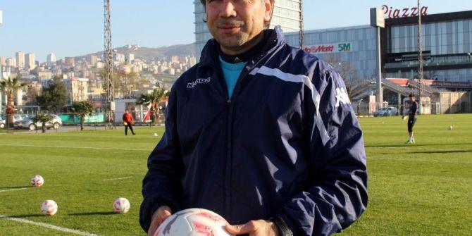 Özköylü, Balıkesirspor Maçı İçin Umutlu Konuştu