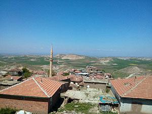 Çorum Sungurlu Kuşçalı Köyü