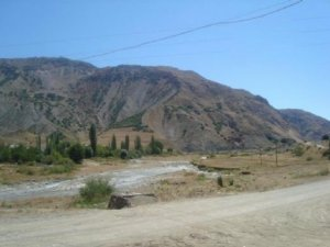 Adıyaman Bağdere Köyü