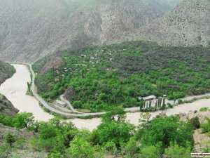 Artvin Oruçlu Köyü