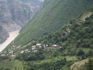 Artvin Fıstıklı Köyü