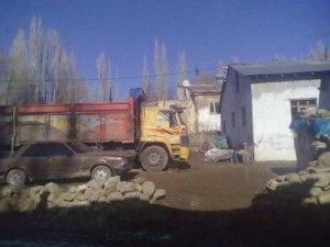 Sivas Gözmen Köyü
