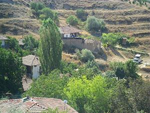 Çorum Sungurlu Mahmatlı Köyü