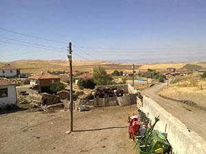 Çorum Sungurlu Mehmetaliçiftliği Köyü