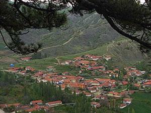 Çorum-Sungurlu Oğlaközü Köyü