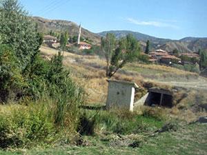 Çorum-Sungurlu Ortakışla Köyü