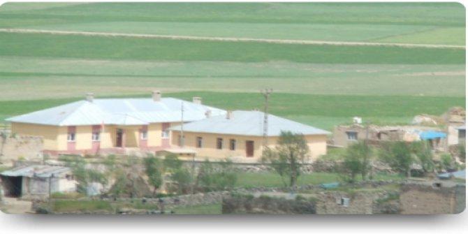 Ağrı Taşlıçay Yukarıdüzmeydan Köyü