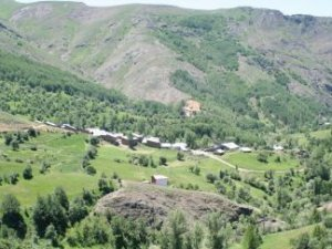 Gümüşhane Aktutan Köyü