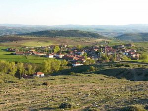 Çorum Alaca Belpınar Köyü