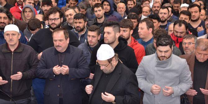 Bağımsız Türkiye Partisi Genel Başkanı Baş'ın Acı Günü