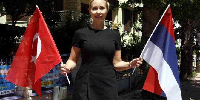 Türkiye'nin 90 Günlük Vize Müjdesi, Rusları Sevince Boğdu