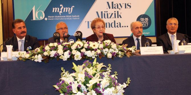 16. Mersin Uluslararası Müzik Festivali'nde Geri Sayım Sürüyor