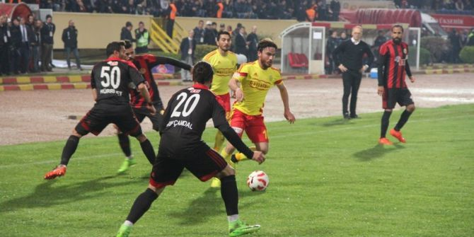 Evkur Yeni Malatyaspor'a Pfdk'dan Ceza
