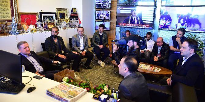 Medipol Başakşehir Özür Diledi