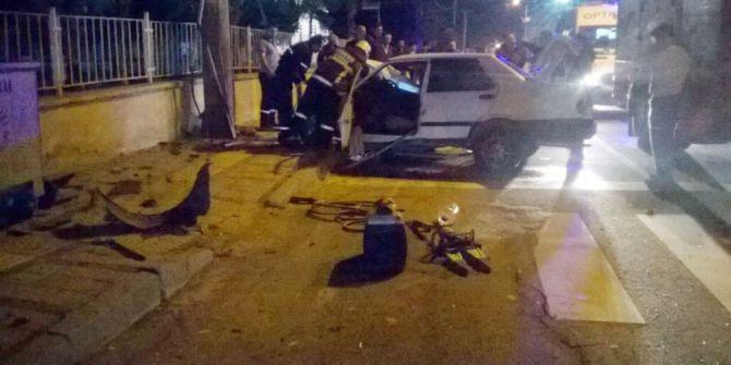 Kapaklı'da Trafik Kazası: 1 Ölü