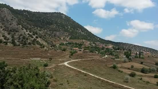 Amasya Göynücek Çayan Köyü