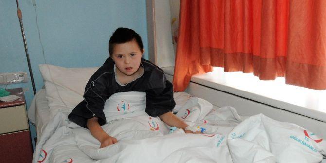 Down Sendromlu Afganlı Rahila Sağlığına Türkiye'de Kavuşacak