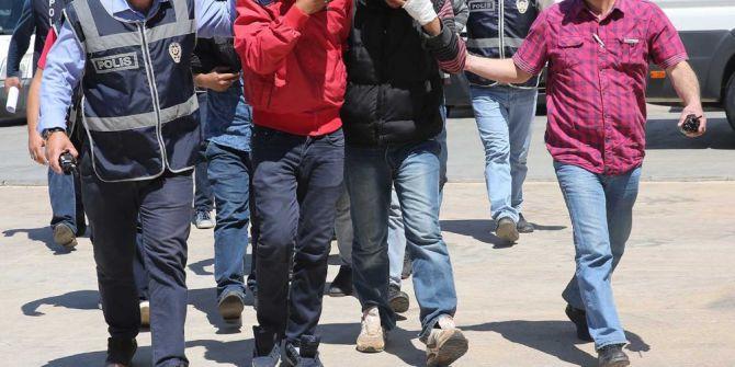 Antalya'da Hırsızlık Şebekesi Çökertildi