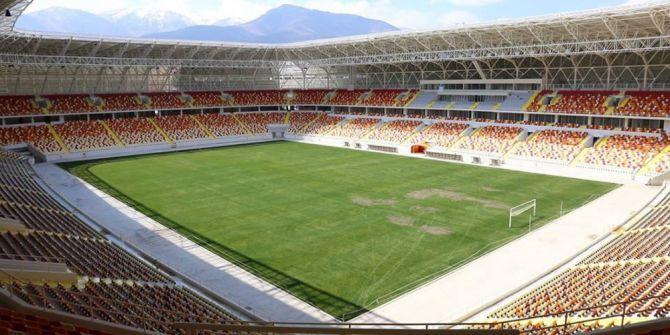 Toki Ve Gençlik Spor Bakanlığı Heyeti Malatya'nın Yeni Stadını İnceledi