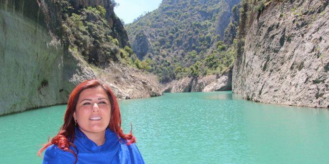 """Çerçioğlu; """"Arapapıştı Kanyonu Dünyanın 8. Harikası Olacak"""""""