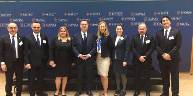 Euro 2024 Çalıştayı Yapıldı