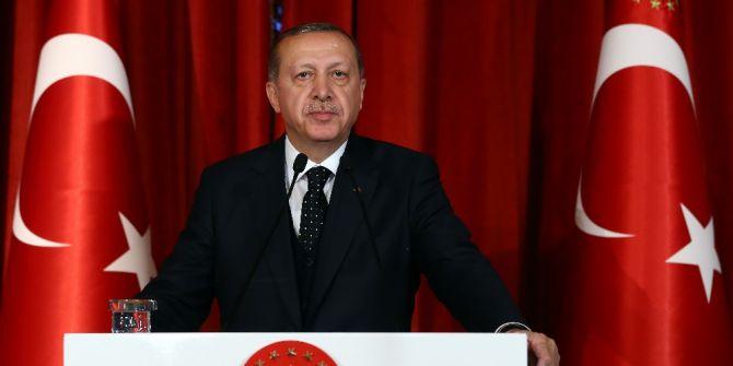 """Cumhurbaşkanı Erdoğan: """"16 Nisan Sonuçları Üzerinden Ülkemizin Demokrasisini Sorgulamasına İzin Veremeyiz"""""""