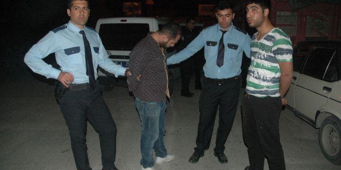 Polisin 'Dur' İhtarına Uymayan Sürücü Şehri Birbirine Kattı