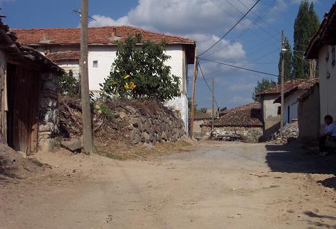 Amasya Gümüşhacıköy Balıklı Köyü