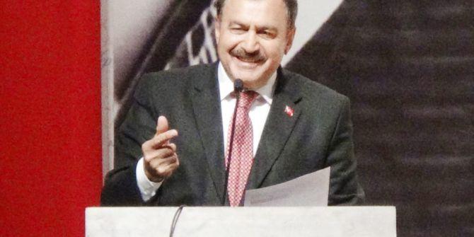 """Bakan Eroğlu: """"Referandum Sonra Çarklar Hızlı Dönmeye Başladı"""""""