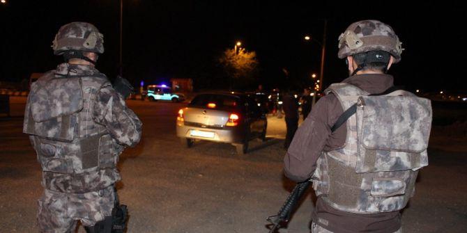Adıyaman'da 'Türkiye Güven Huzur' Uygulaması