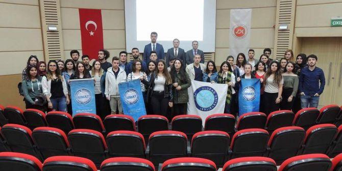 Uü'lü Öğrenciler Vergi Denetim Kurulu Başkanlığı'nda