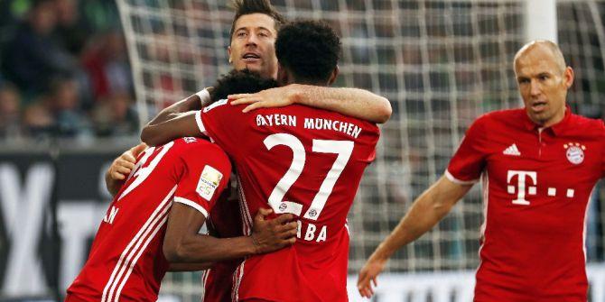 Bayern Münih Bitime 3 Hafta Kala Şampiyonluğunu İlan Etti