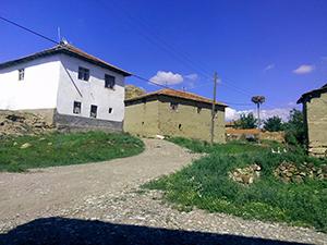 Çorum Sungurlu Sarıkaya Köyü