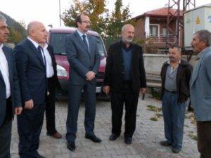 Çorum Dodurga Mehmetdedetekkesi Köyü