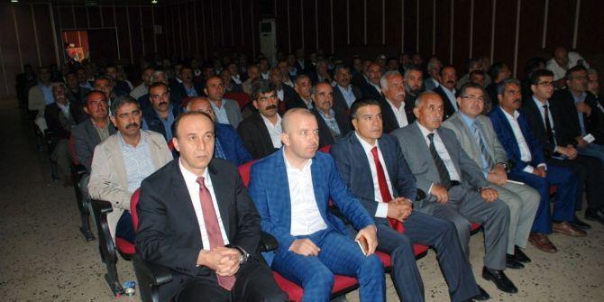 Merkez Köylere Hizmet Götürme Birliği Mayıs Ayı Olağan Meclis Toplantısı Seçimi