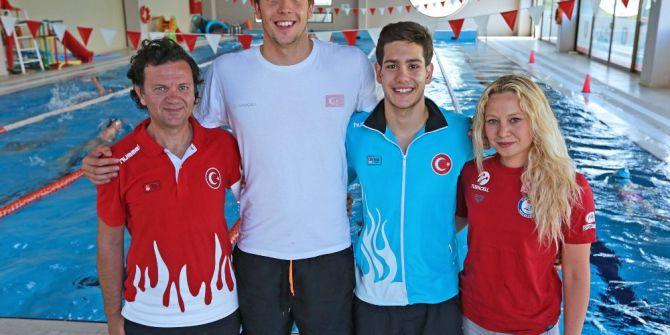 İzmir'e 5 Madalya İle Döndüler
